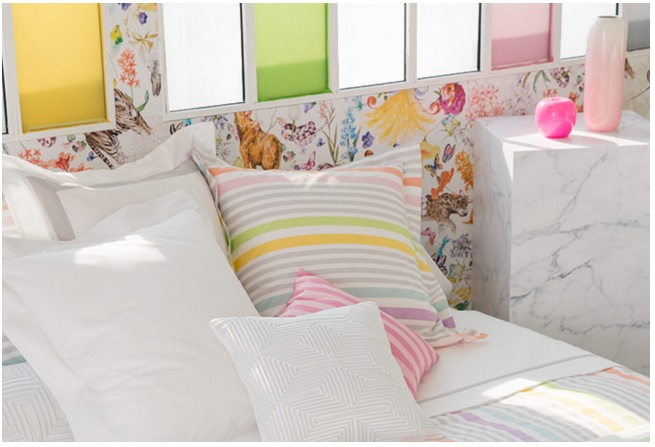 Zara Home bed sheets