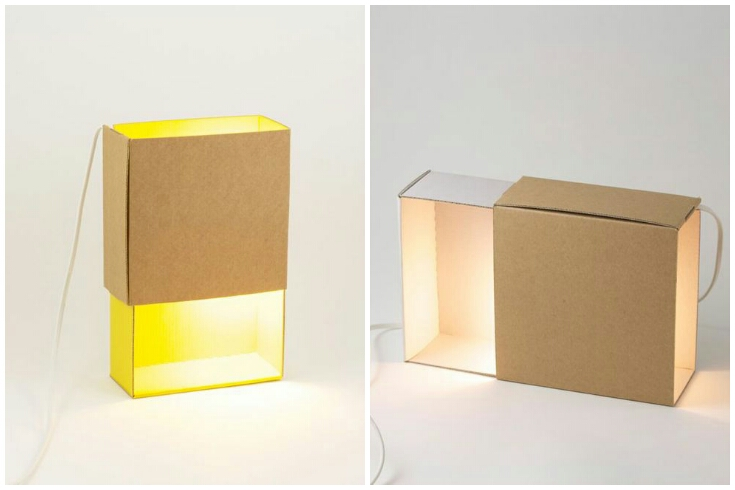 Matchbox lights