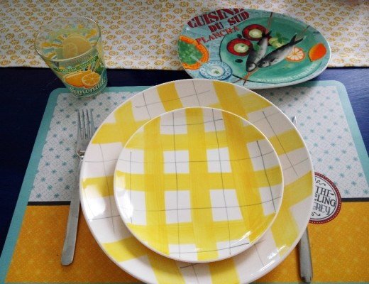 My tableware from Maisons du Monde