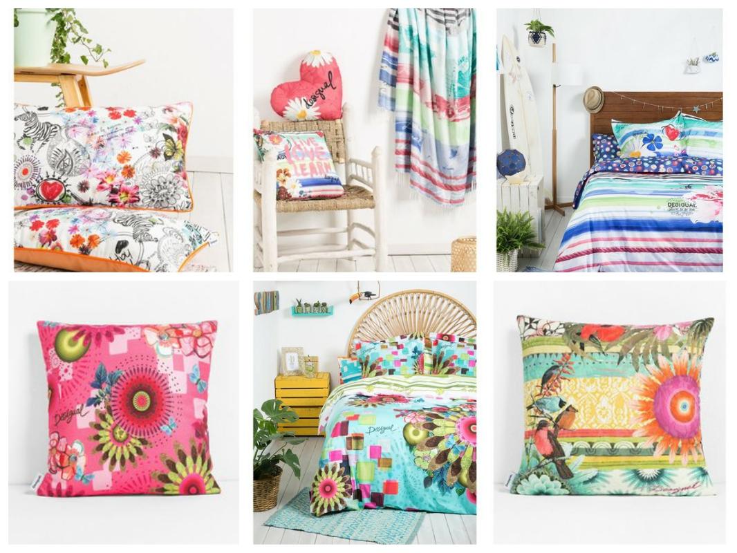 Desigual textiles