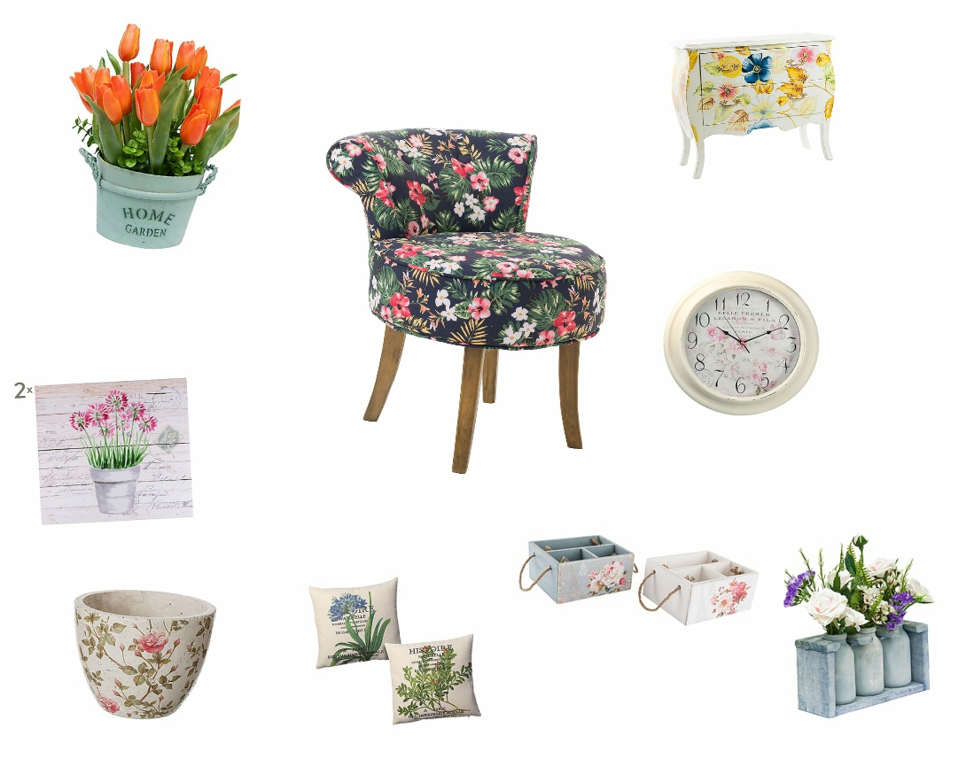 Westwing floral collection