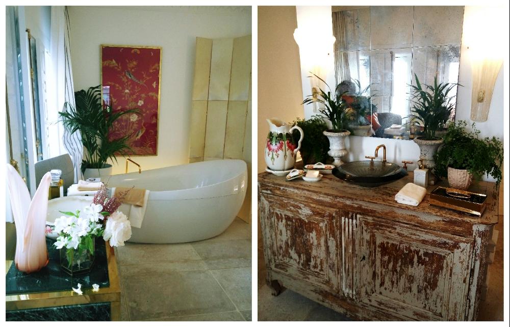 Casa Decor Sweet suite bathroom