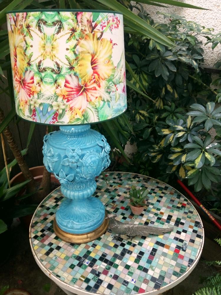 Manises lamp