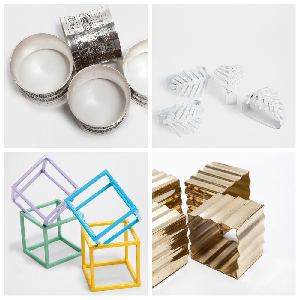 Napkin rings from Zara Home