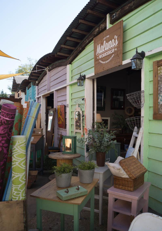 Mercantic shops