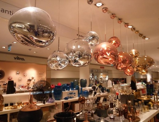 Tom Dixon in Rinascente Milano