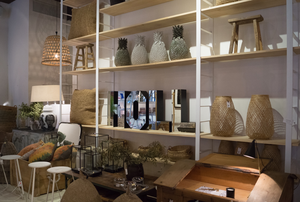 Mestizo contemporary Store Madrid