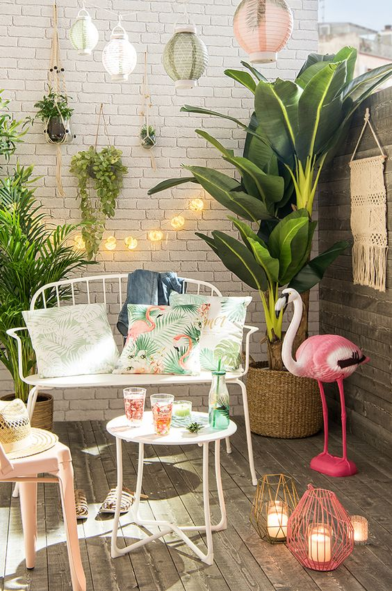 Urban Garden tendency Maisons du Monde new spring collection