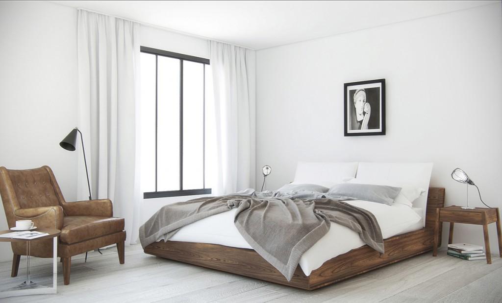 Katty Schiebeck bedroom design