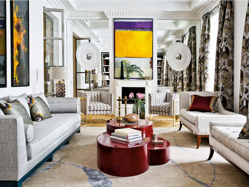 Apartment in Madrid designed by Blanca Fabré