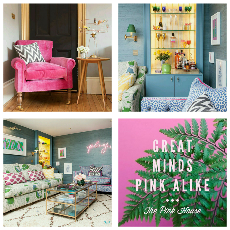 Pink House Living Instagram
