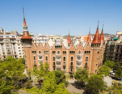 Casa de les Punxes Barcelona