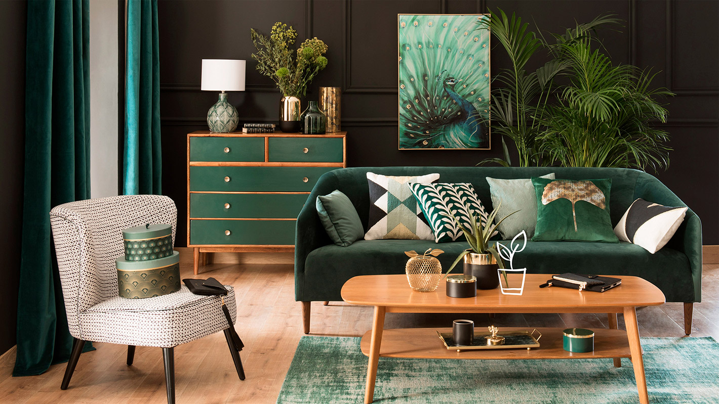 Green Addict tendency Maisons du Monde