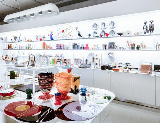 Pompidou store Paris