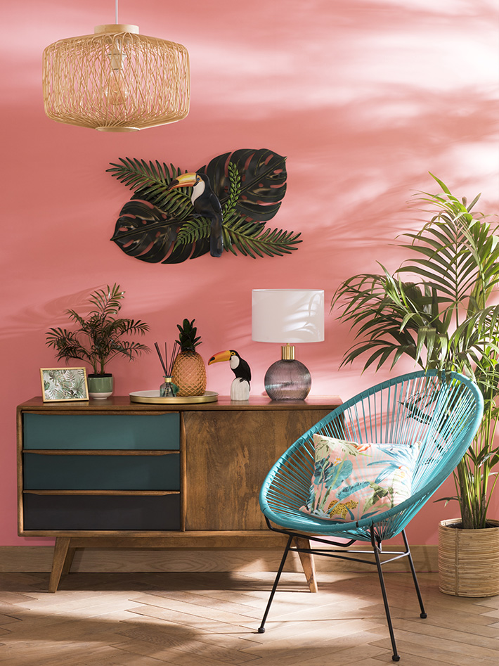 maisons du monde spring summer 2018 colour your casa. Black Bedroom Furniture Sets. Home Design Ideas
