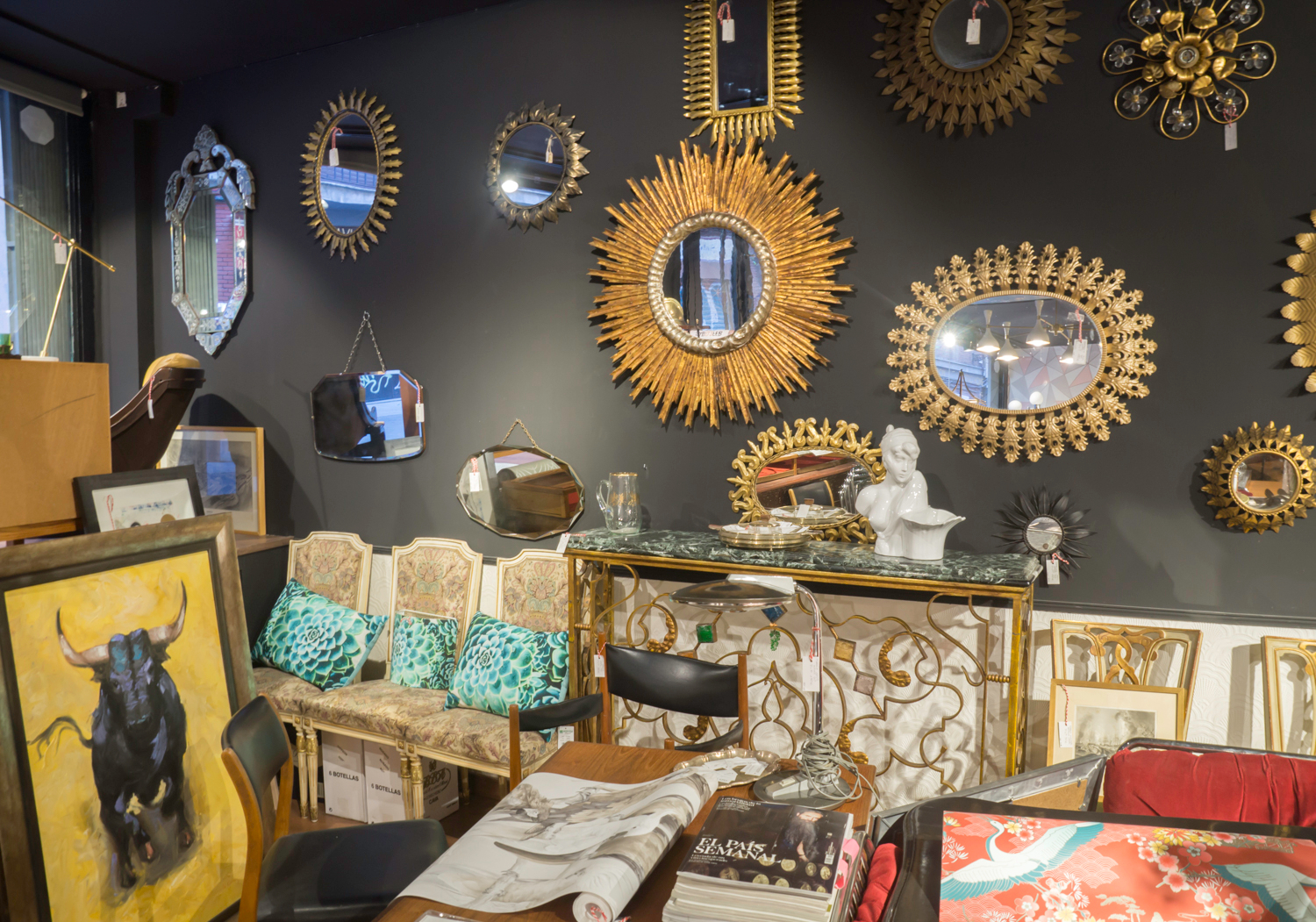 15 shops you can 39 t miss in madrid rastro colour your casa - Casashops madrid ...