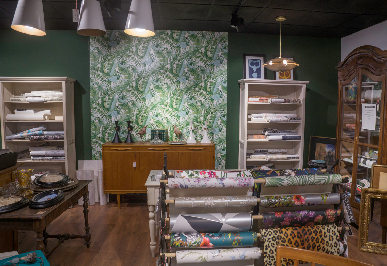 Marantikk shop, Madrid Rastro