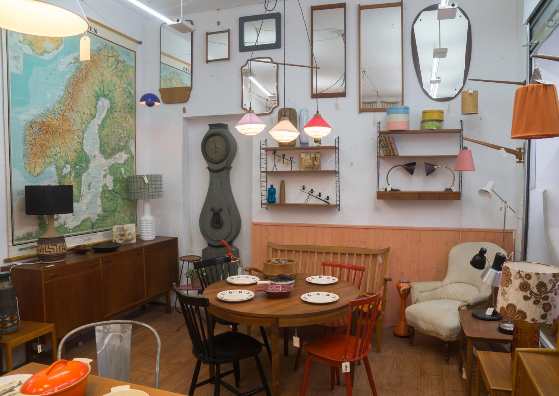 Igloo - Nordic furniture and decor at Madrid Rastro