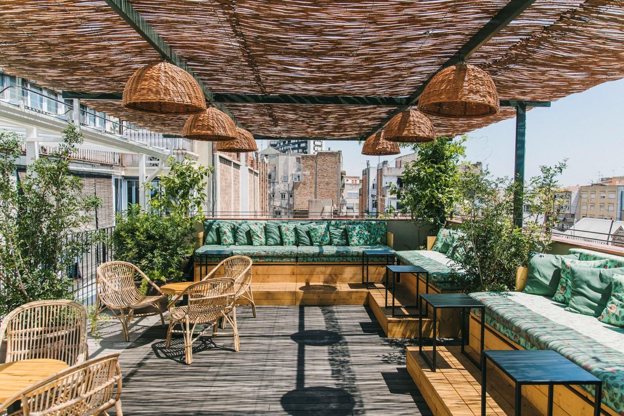 Hotel Casa Bonay Barcelona, rooftop terrace
