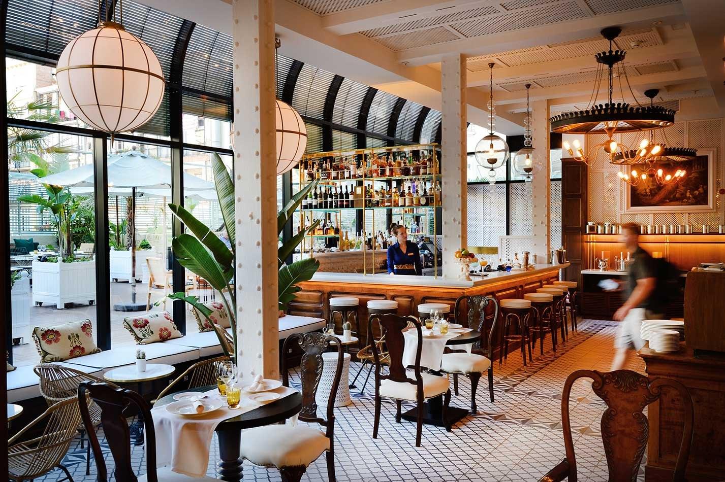 Cotton House hotel Barcelona (bar)