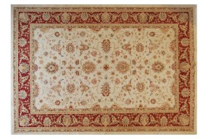 Ziegler rug from Alfombras Forghani