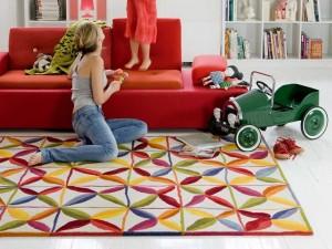 Kala rug from NaniMarquina