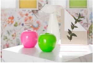 Zara Home apple-shaped candles