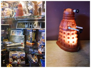 Doctor Who items