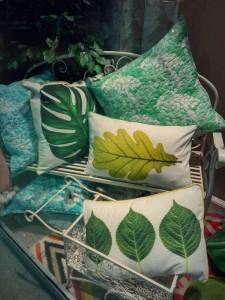 Cushions from A Loja do Gato Preto