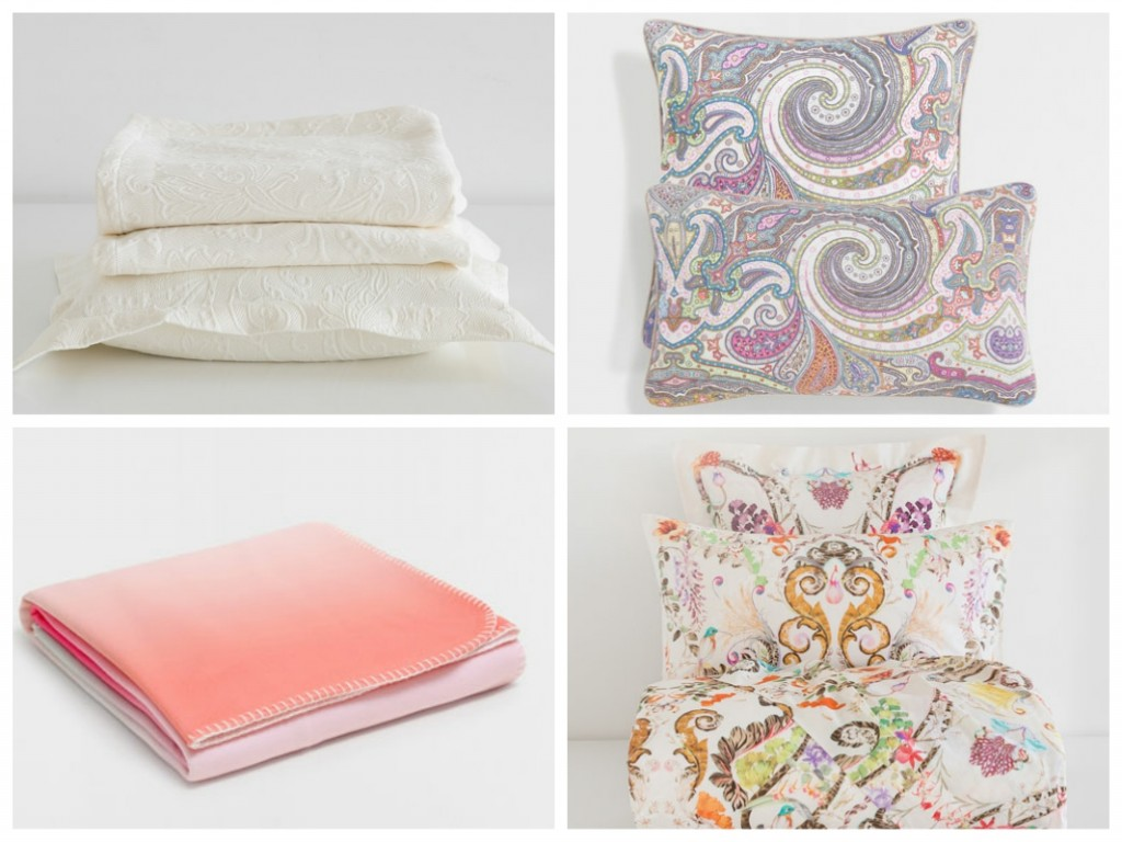 Zara Home bedding on sale