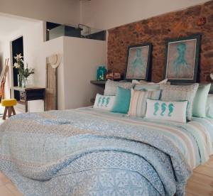 Textura bed sheets