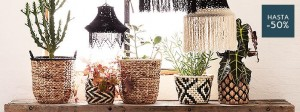 Bohemian Glam Spring campaign