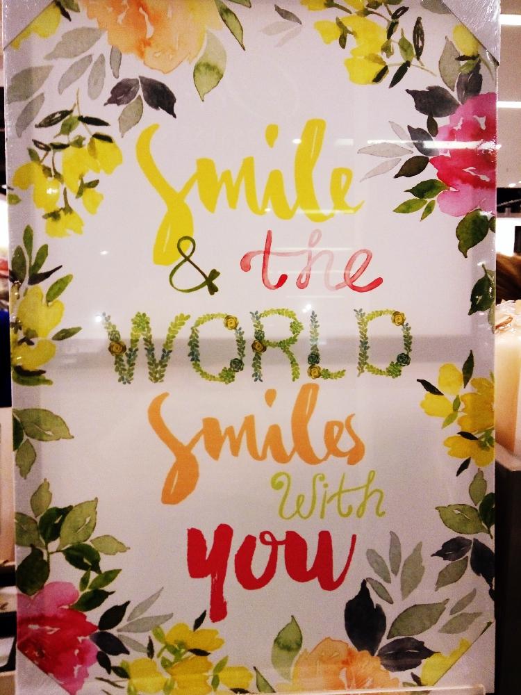 smile primark