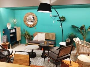 Kave Home furniture shop in Barcelona