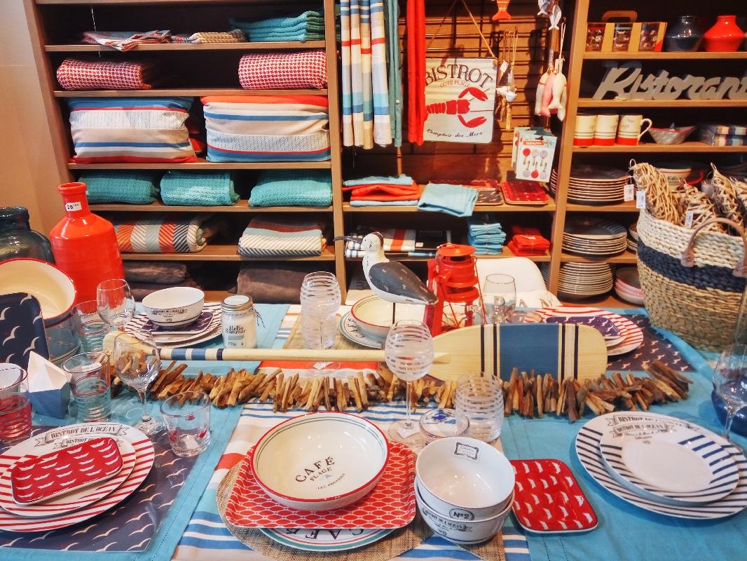Maisons du Monde shop on Avenida Diagonal