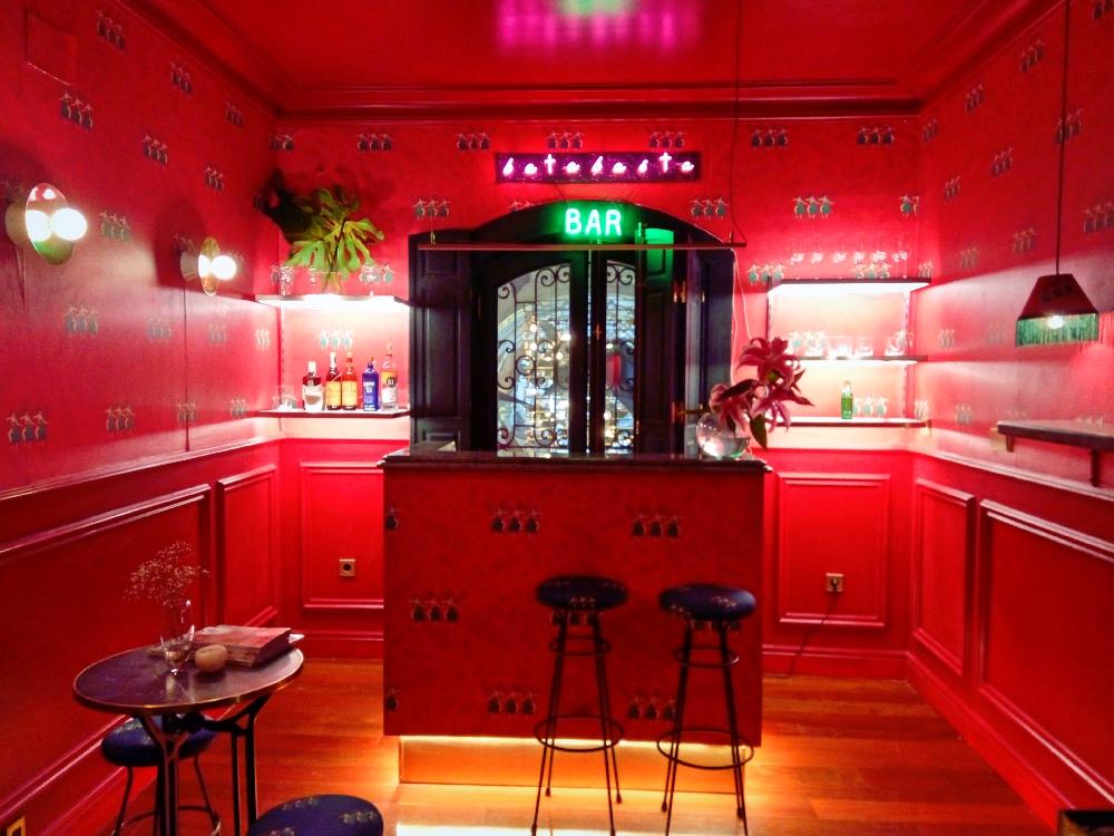 Casa Decor Clandestine Bar