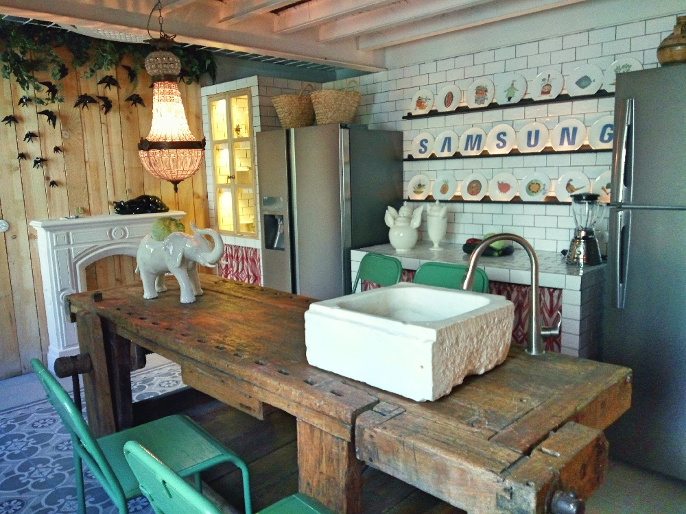 Casa Decor Samsung Kitchen