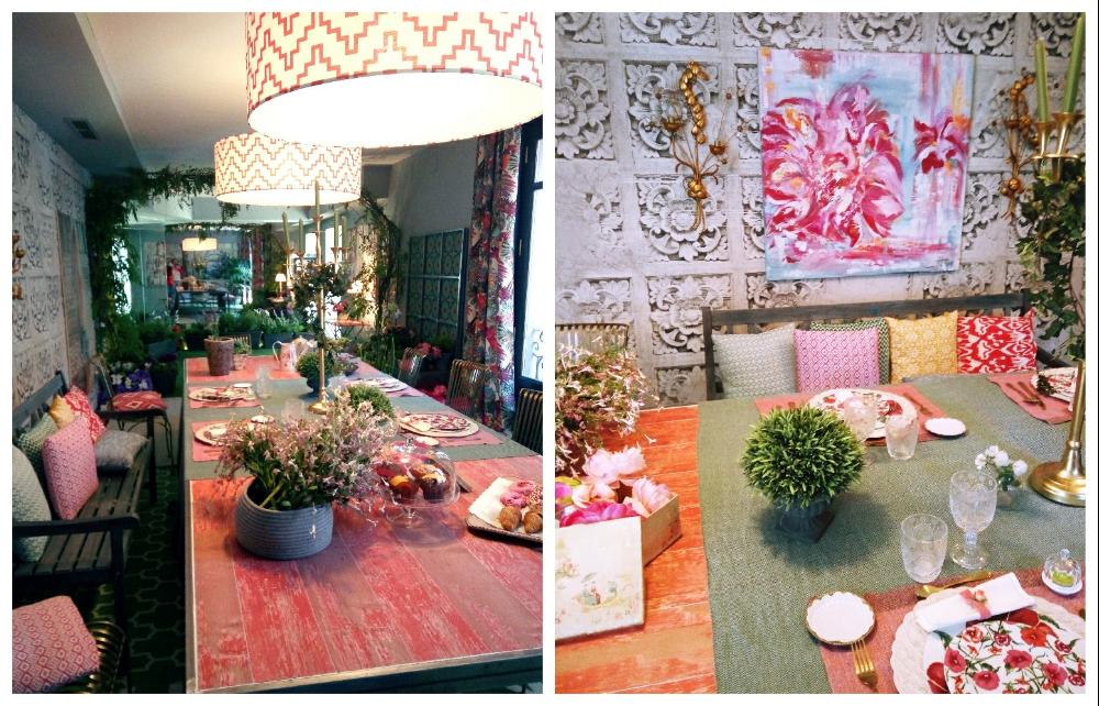 Casa Decor Telva Dining table