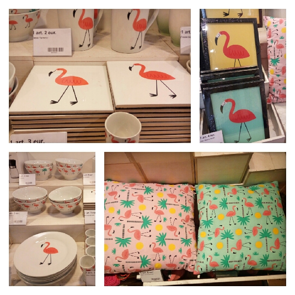 Tiger store: Flamingo