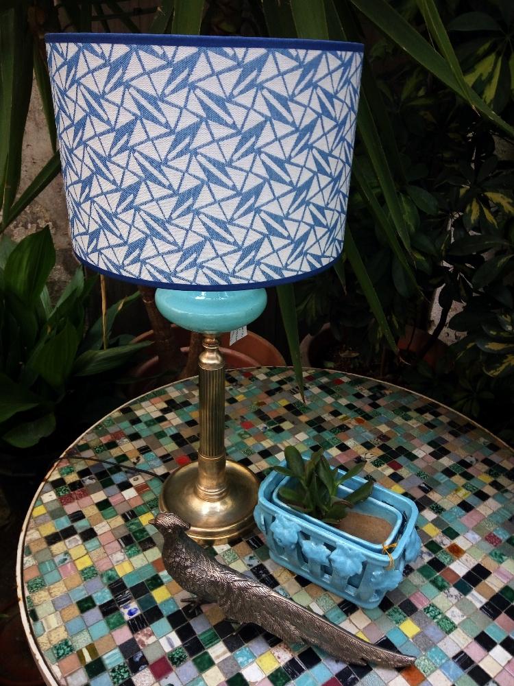 Metalarte lamp