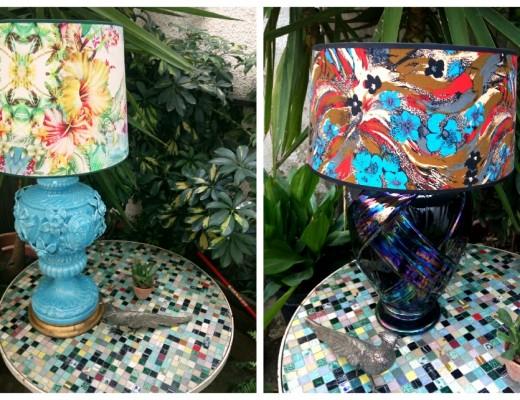 Vintage lamps Deja Vu