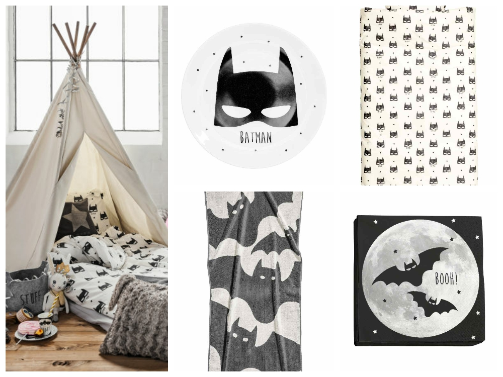 H&M Home Batman