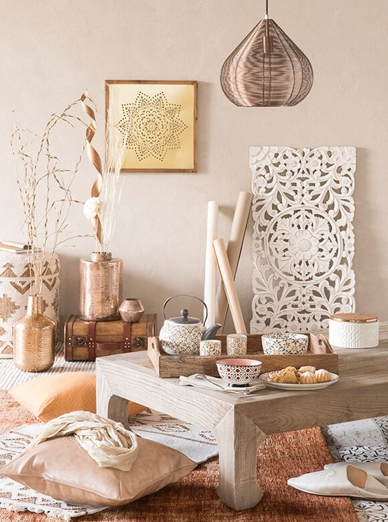 Gypset tendency Maisons du Monde