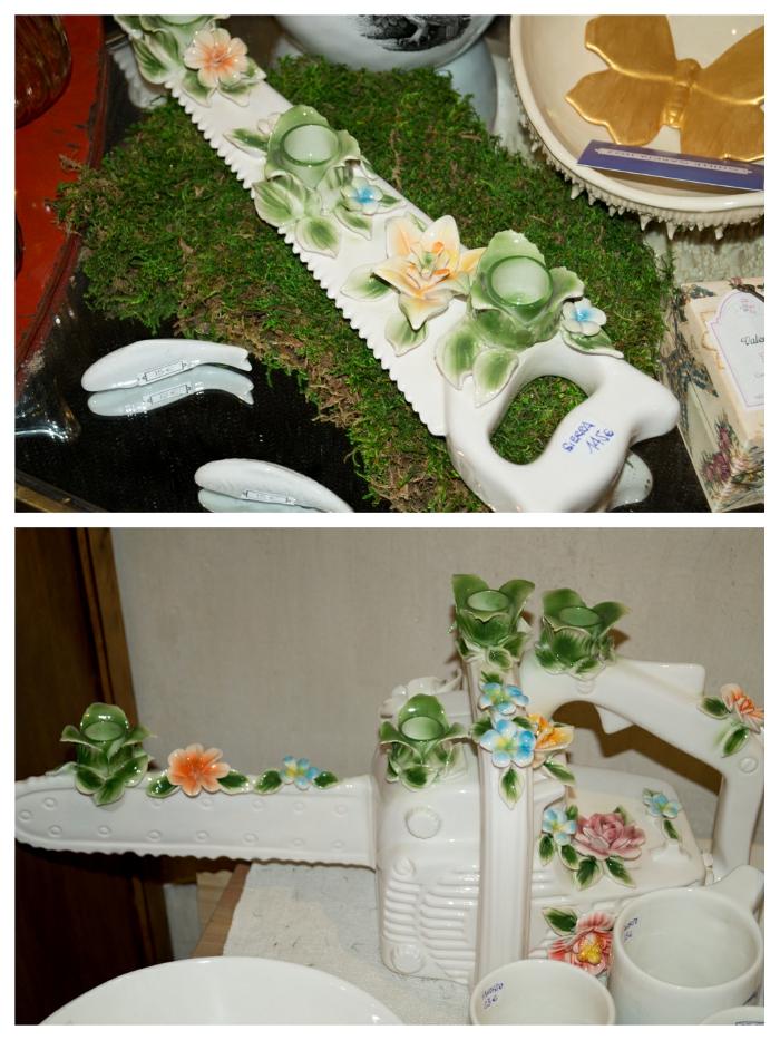 Seletti porcelain in Guille García-Hoz store