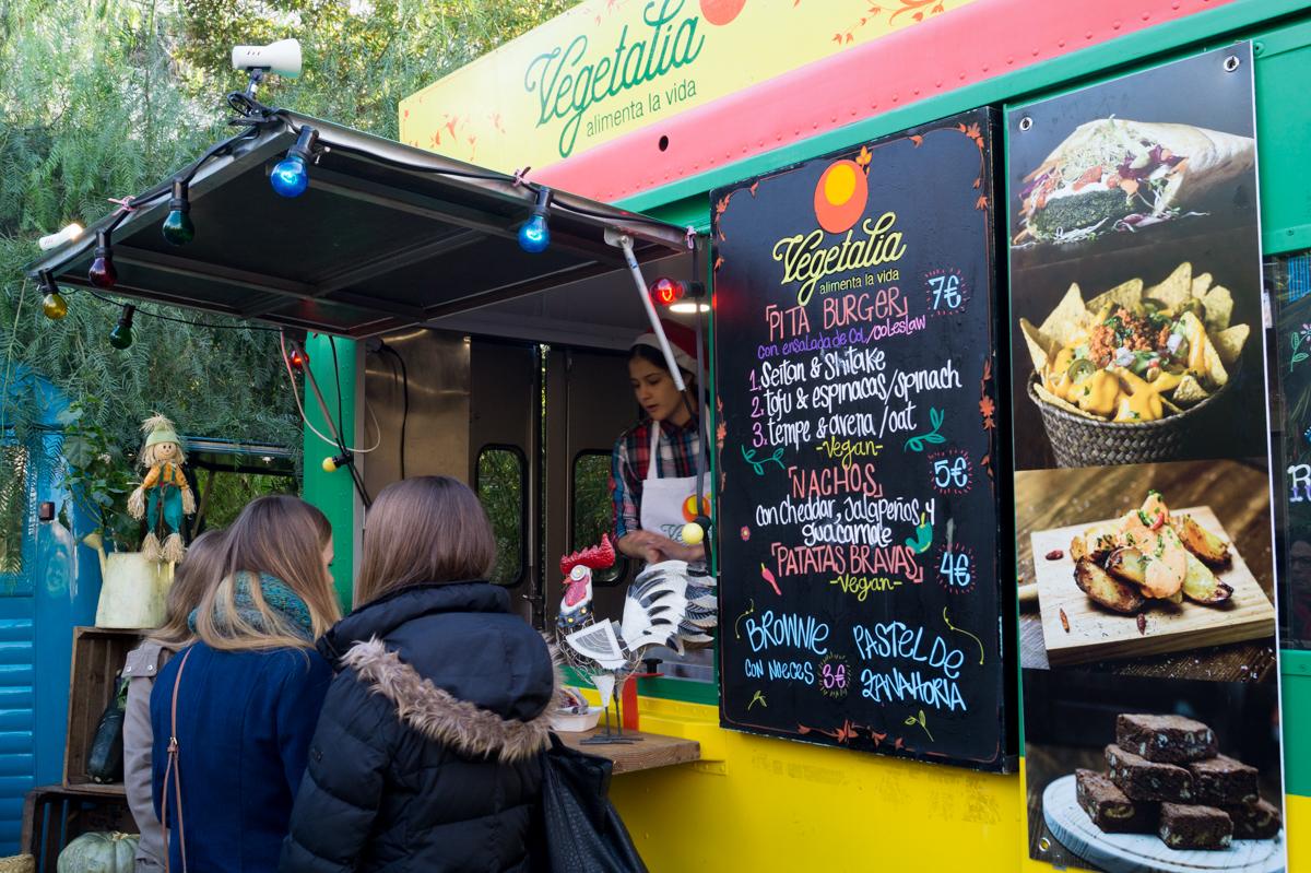 Palo Alto Market food trucks