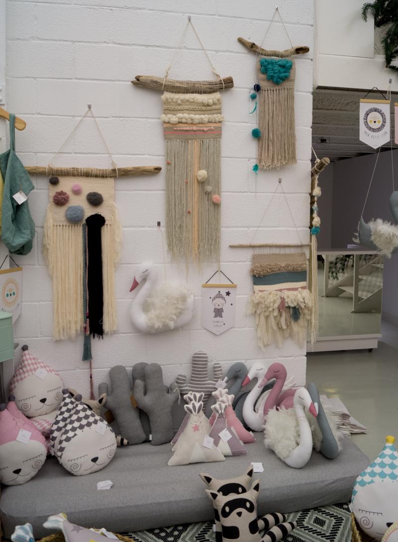 Ila Y Ela at Singulares Inventory Room