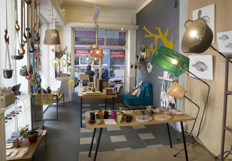 Design Hub Gracia Barcelona