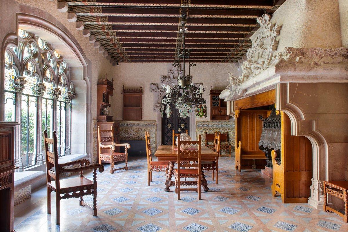 Casa Amatller Barcelona - interior