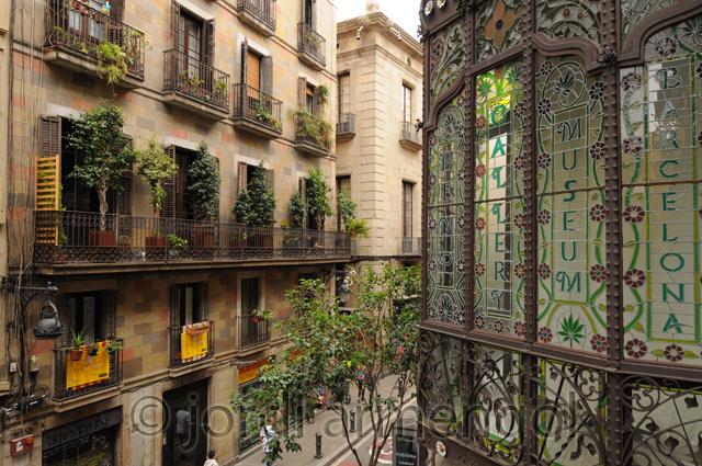 Palau Mornau - Barcelona Hash, marijuana and hemp museum