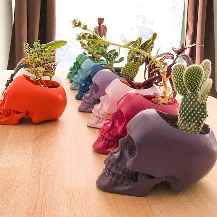 Selva Urbana quirky houseplant holders
